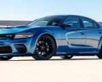 2020 Dodge Charger SRT Hellcat Widebody Front Three-Quarter Wallpapers 150x120 (22)
