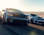 2020 Dodge Charger SRT Hellcat Widebody Front Three-Quarter Wallpapers 150x120 (9)