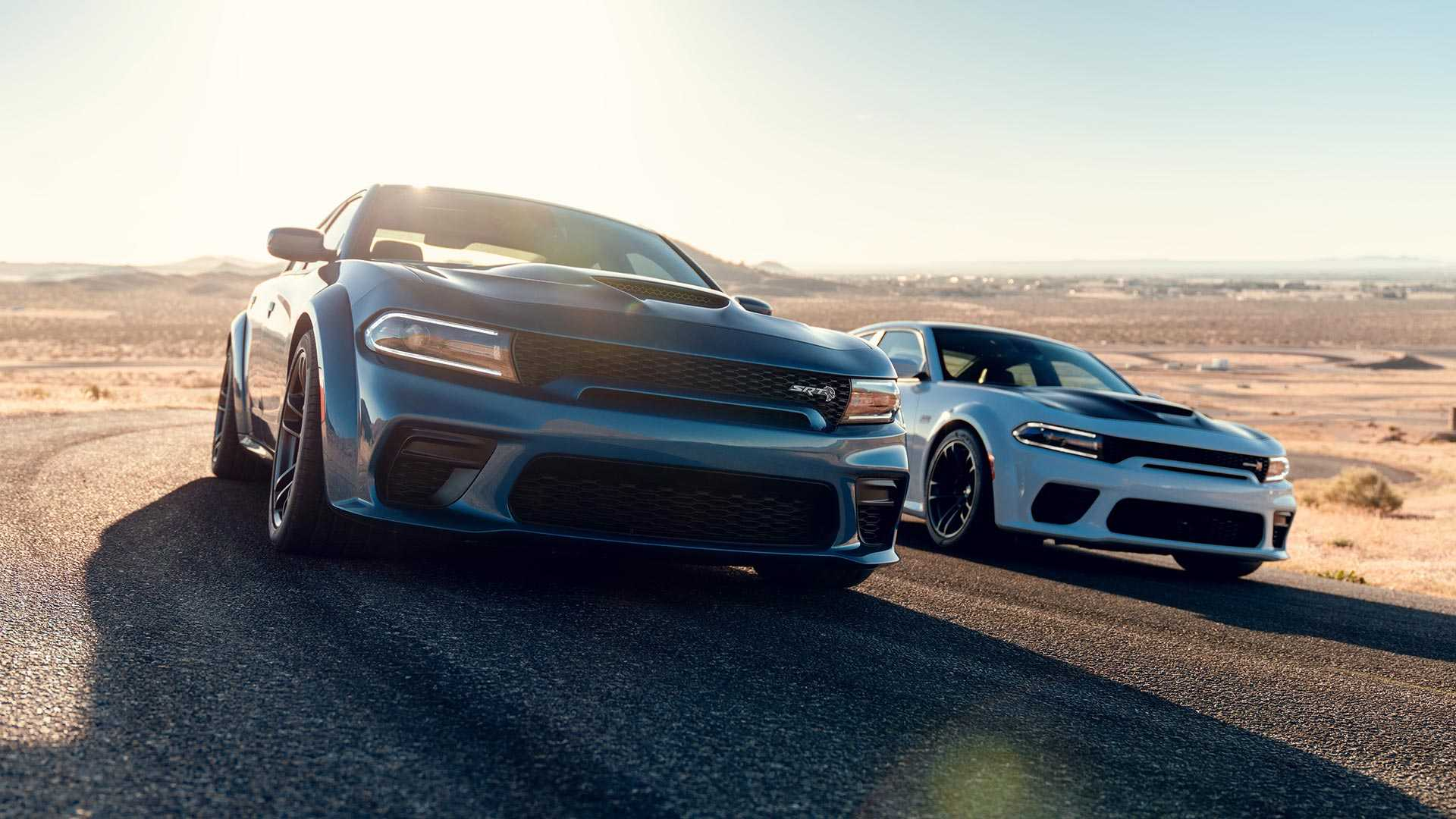 2020 Dodge Charger SRT Hellcat Widebody Front Three-Quarter Wallpapers (9)