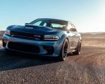 2020 Dodge Charger SRT Hellcat Widebody Front Three-Quarter Wallpapers 150x120 (4)