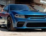 2020 Dodge Charger SRT Hellcat Widebody Front Wallpapers 150x120 (33)
