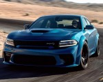 2020 Dodge Charger SRT Hellcat Widebody Front Wallpapers 150x120 (5)