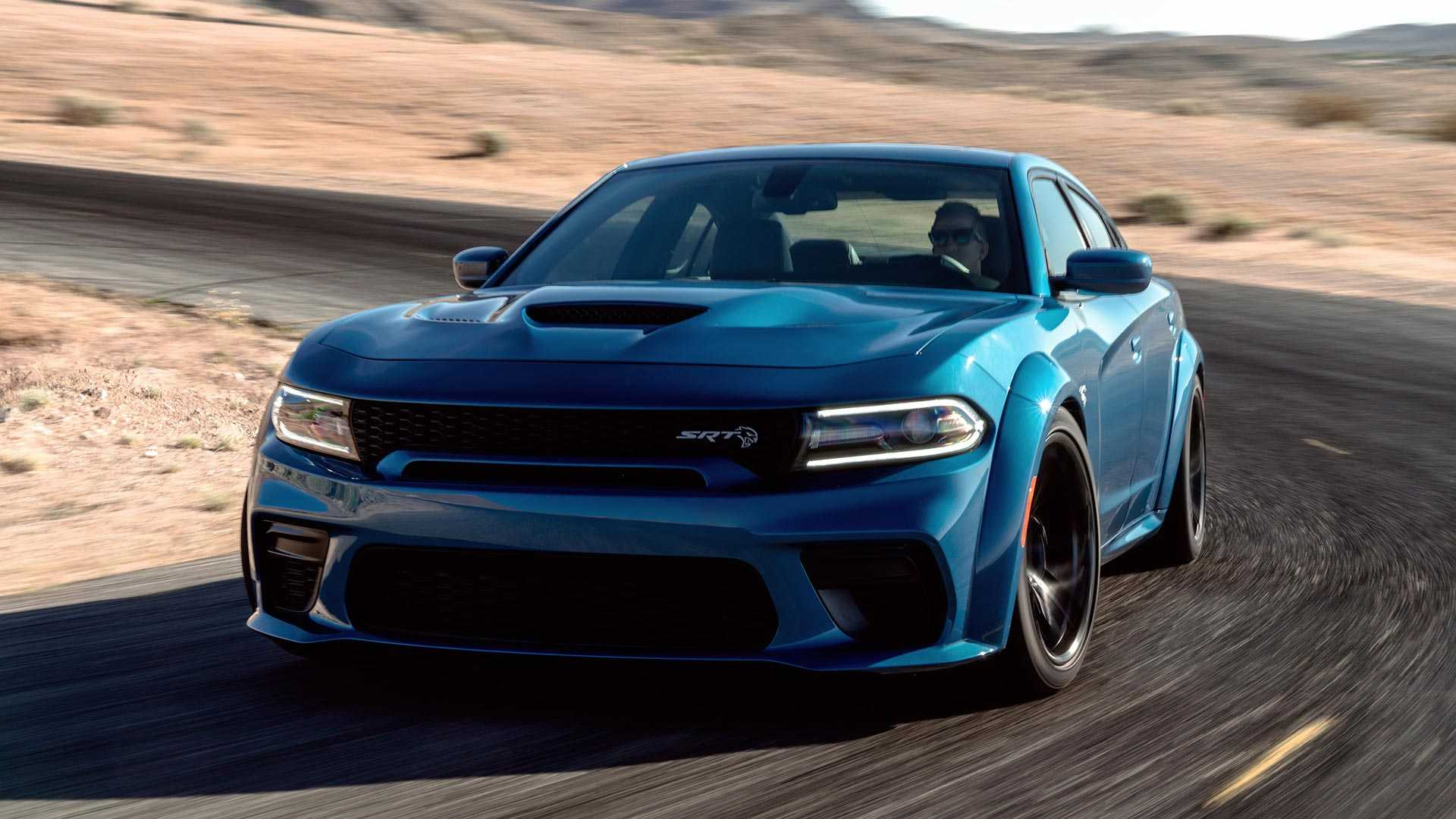2020 Dodge Charger SRT Hellcat Widebody Front Wallpapers (5)