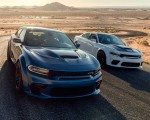 2020 Dodge Charger SRT Hellcat Widebody Front Wallpapers 150x120