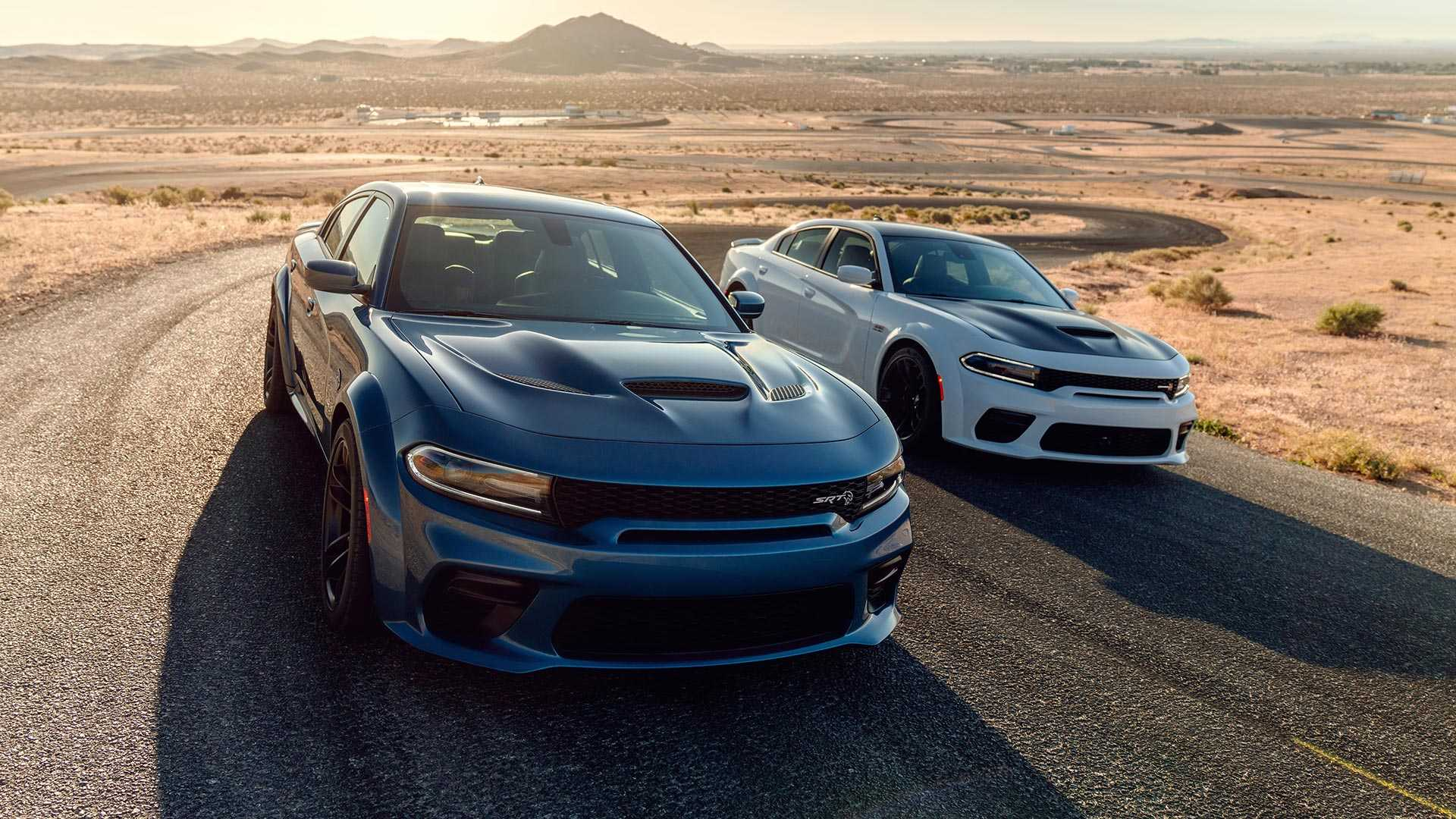 2020 Dodge Charger SRT Hellcat Widebody Front Wallpapers (11)