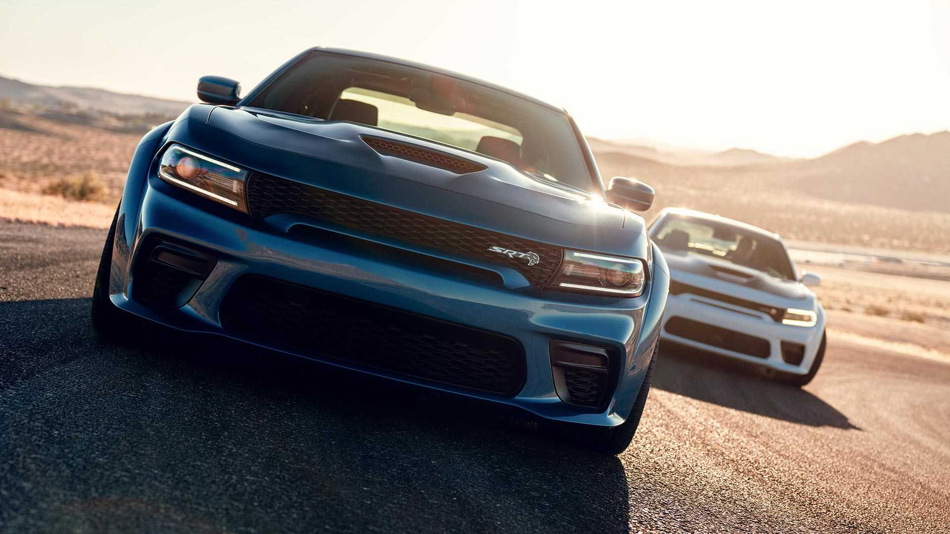2020 Dodge Charger SRT Hellcat Widebody Front Wallpapers (13)
