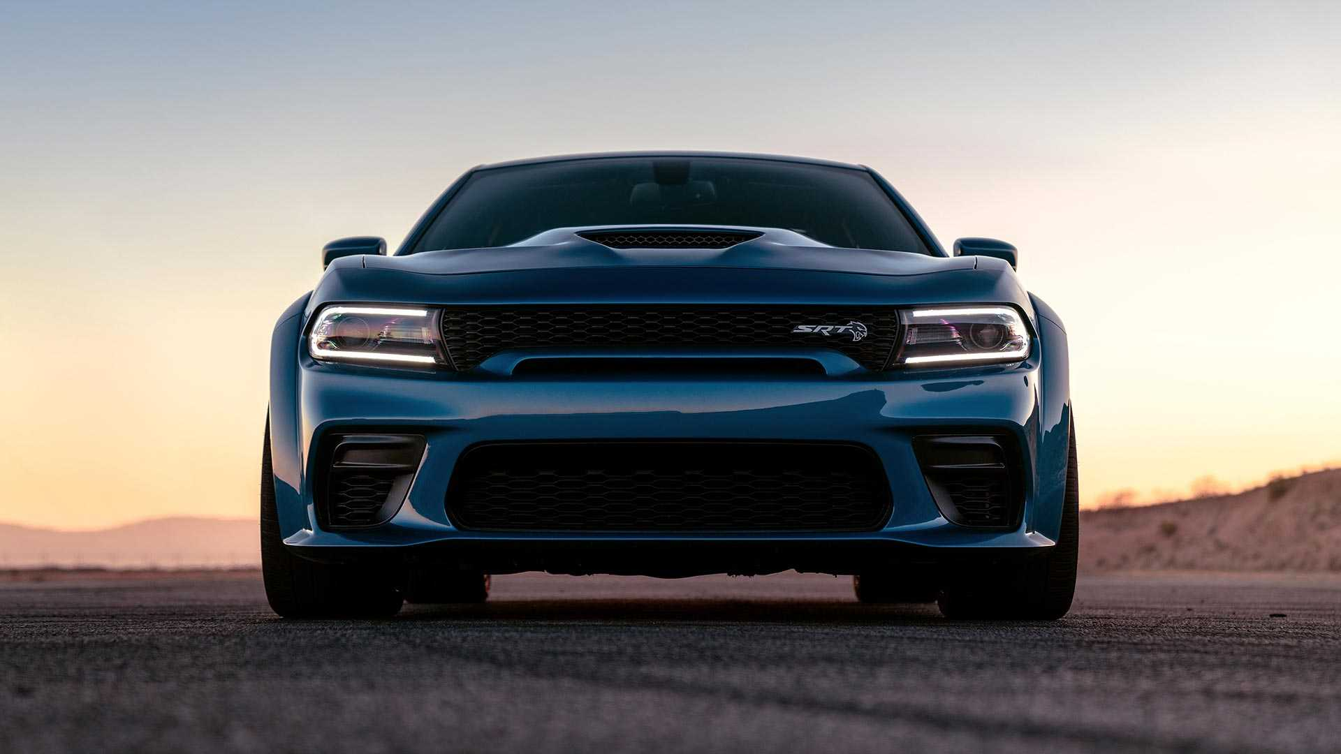 2020 Dodge Charger SRT Hellcat Widebody Front Wallpapers (14)