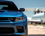 2020 Dodge Charger SRT Hellcat Widebody Headlight Wallpapers 150x120