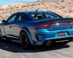 2020 Dodge Charger SRT Hellcat Widebody Rear Three-Quarter Wallpapers 150x120