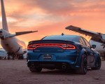 2020 Dodge Charger SRT Hellcat Widebody Rear Wallpapers 150x120 (45)