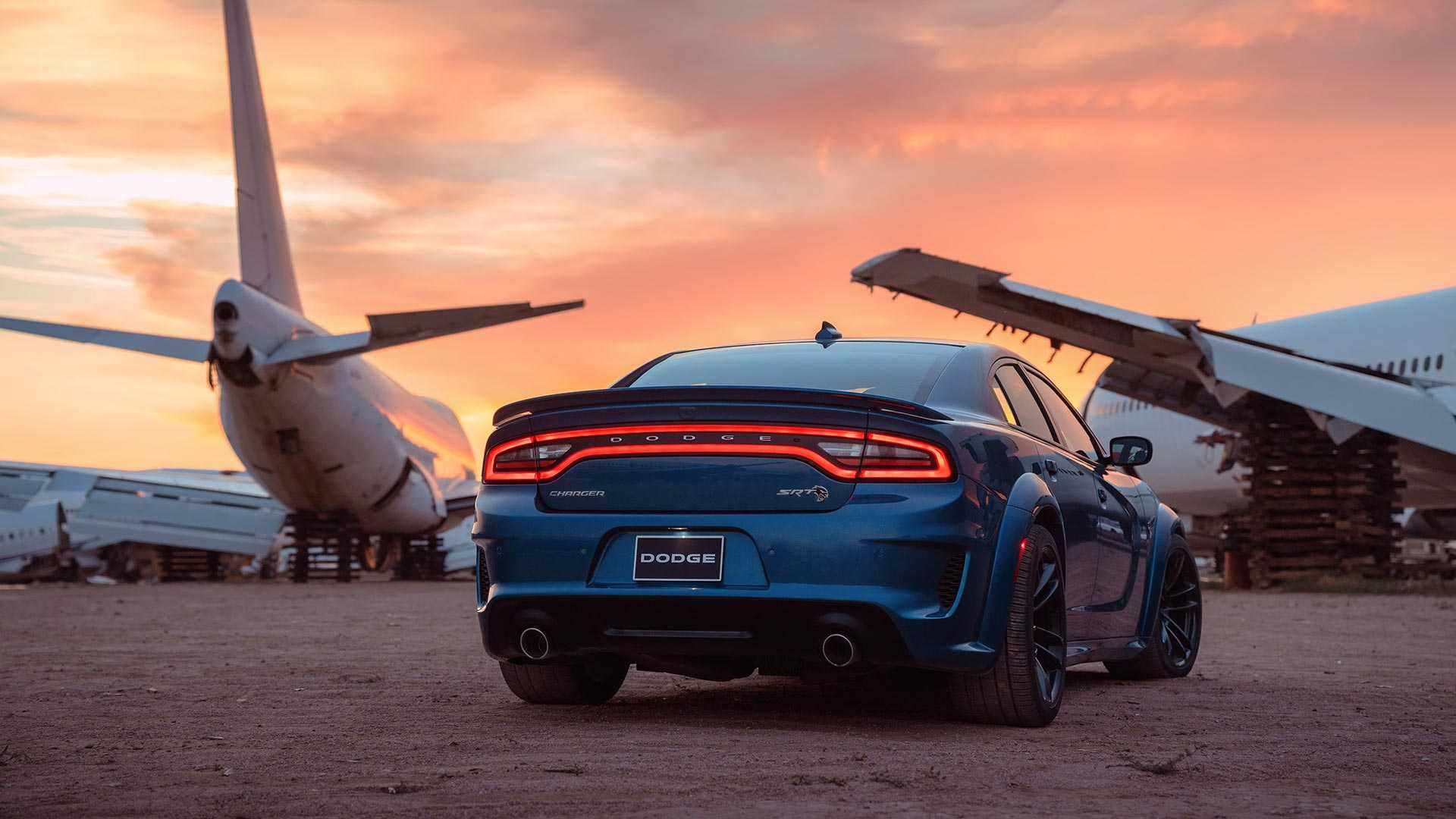 2020 Dodge Charger SRT Hellcat Widebody Rear Wallpapers #45 of 79