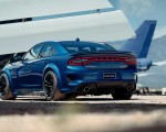 2020 Dodge Charger SRT Hellcat Widebody Rear Wallpapers 150x120 (39)
