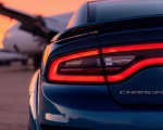 2020 Dodge Charger SRT Hellcat Widebody Tail Light Wallpapers 150x120 (49)