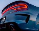 2020 Dodge Charger SRT Hellcat Widebody Tail Light Wallpapers 150x120 (50)