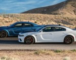 2020 Dodge Charger Scat Pack Widebody Side Wallpapers 150x120 (15)
