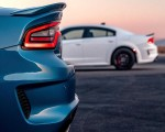 2020 Dodge Charger Scat Pack Widebody Tail Light Wallpapers 150x120 (50)