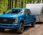 2020 Ford F-Series Super Duty with Tremor Off-Road Package Front Wallpapers 150x120 (2)