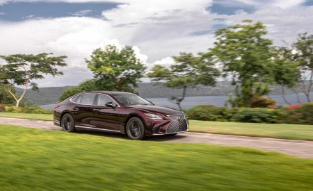 2020 Lexus LS 500 Inspiration Series Wallpapers HD