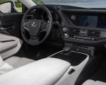 2020 Lexus LS 500 Inspiration Series Interior Wallpapers 150x120 (11)