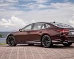 2020 Lexus LS 500 Inspiration Series Rear Three-Quarter Wallpapers 150x120 (4)