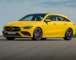 2020 Mercedes-AMG CLA 35 4MATIC Shooting Brake Front Three-Quarter Wallpapers 150x120 (12)