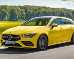 2020 Mercedes-AMG CLA 35 4MATIC Shooting Brake Front Three-Quarter Wallpapers 150x120 (2)