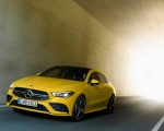 2020 Mercedes-AMG CLA 35 4MATIC Shooting Brake Front Three-Quarter Wallpapers 150x120 (3)