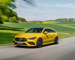 2020 Mercedes-AMG CLA 35 4MATIC Shooting Brake Front Three-Quarter Wallpapers 150x120 (4)