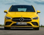 2020 Mercedes-AMG CLA 35 4MATIC Shooting Brake Front Wallpapers 150x120 (13)
