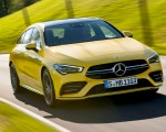 2020 Mercedes-AMG CLA 35 4MATIC Shooting Brake Front Wallpapers 150x120 (5)