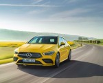 2020 Mercedes-AMG CLA 35 4MATIC Shooting Brake Front Wallpapers 150x120 (1)