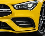 2020 Mercedes-AMG CLA 35 4MATIC Shooting Brake Headlight Wallpapers 150x120 (19)