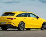 2020 Mercedes-AMG CLA 35 4MATIC Shooting Brake Rear Three-Quarter Wallpapers 150x120 (14)