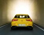2020 Mercedes-AMG CLA 35 4MATIC Shooting Brake Rear Wallpapers 150x120 (8)