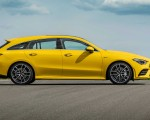 2020 Mercedes-AMG CLA 35 4MATIC Shooting Brake Side Wallpapers 150x120 (16)