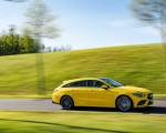 2020 Mercedes-AMG CLA 35 4MATIC Shooting Brake Side Wallpapers 150x120 (9)