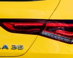 2020 Mercedes-AMG CLA 35 4MATIC Shooting Brake Tail Light Wallpapers 150x120 (18)