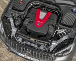 2020 Mercedes-AMG GLC 43 4MATIC Coupe Engine Wallpapers 150x120 (24)