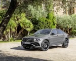 2020 Mercedes-AMG GLC 43 4MATIC Coupe Front Three-Quarter Wallpapers 150x120 (13)
