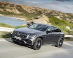 2020 Mercedes-AMG GLC 43 4MATIC Coupe Front Three-Quarter Wallpapers 150x120 (2)