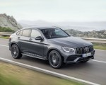 2020 Mercedes-AMG GLC 43 4MATIC Coupe Front Three-Quarter Wallpapers 150x120 (3)