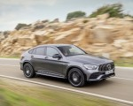 2020 Mercedes-AMG GLC 43 4MATIC Coupe Front Three-Quarter Wallpapers 150x120 (4)