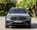 2020 Mercedes-AMG GLC 43 4MATIC Coupe Front Wallpapers 150x120 (15)