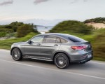 2020 Mercedes-AMG GLC 43 4MATIC Coupe Rear Three-Quarter Wallpapers 150x120 (8)