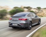 2020 Mercedes-AMG GLC 43 4MATIC Coupe Rear Three-Quarter Wallpapers 150x120 (5)