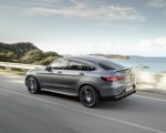 2020 Mercedes-AMG GLC 43 4MATIC Coupe Rear Three-Quarter Wallpapers 150x120 (6)