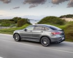 2020 Mercedes-AMG GLC 43 4MATIC Coupe Rear Three-Quarter Wallpapers 150x120 (7)