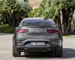 2020 Mercedes-AMG GLC 43 4MATIC Coupe Rear Wallpapers 150x120 (16)