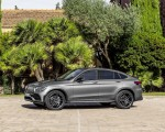 2020 Mercedes-AMG GLC 43 4MATIC Coupe Side Wallpapers 150x120 (19)