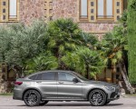 2020 Mercedes-AMG GLC 43 4MATIC Coupe Side Wallpapers 150x120 (18)